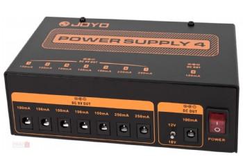 Joyo JP-04 Power Supply 4 - Çoklu Adaptör