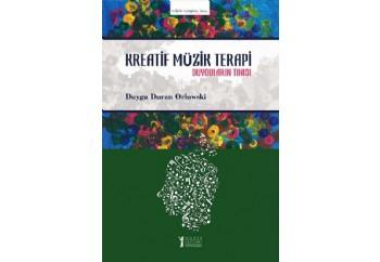 Kreatif Müzik Terapi - Duyguların Tınısı Kitap - Duygu Duran Orlowski