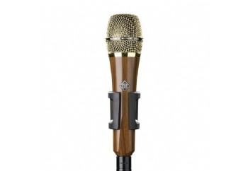 Telefunken Elektroakustik M80 CHERRY WGOLD - Dinamik Mikrofon