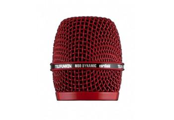 Telefunken Elektroakustik HD03 Red - M80 Dinamik Mikrofon için Kafa Izgarası