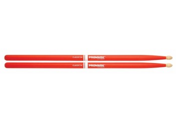 Promark Classic 5A Painted Sticks Orange - Baget