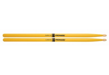Promark Classic 5A Painted Sticks Yellow - Baget