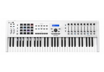 Arturia Keylab 61 MKII Beyaz - MIDI Klavye - 61 Tuş