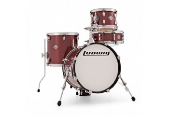 Ludwig Breakbeats by Questlove - LC179X005 Red Sparkle - Akustik Davul Seti