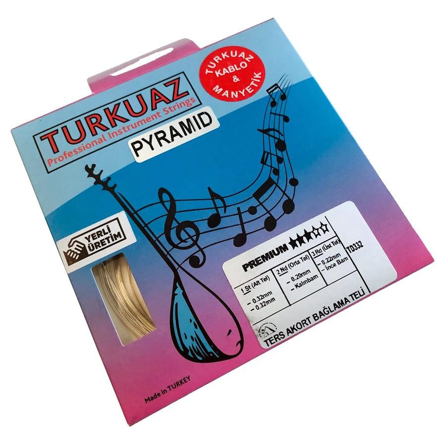 Turkuaz TD332