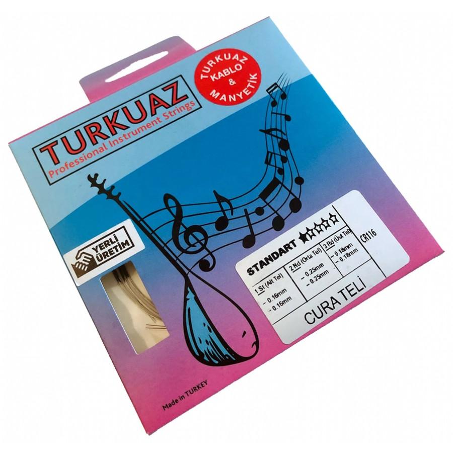 Turkuaz CR116
