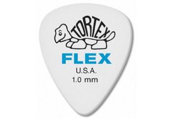 Jim Dunlop Tortex Flex Standard Picks 1 mm - Mavi - 1 Adet