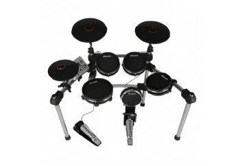 Carlsbro CSD500 Mesh Head Electronic Digital Drum Kit - Elektronik Davul