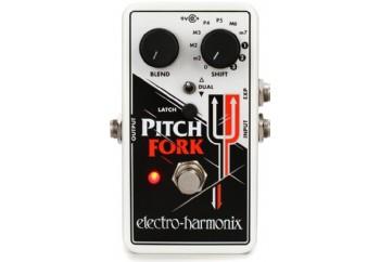 electro-harmonix Pitch Fork Polyphonic - Pitch Shifter Pedalı