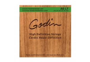Godin A6LT Light Phos Bronze Acoustic String Set
