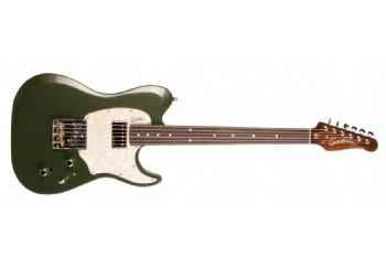 Godin Stadium '59 RN Desert Green - Elektro Gitar
