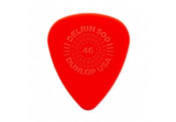 Jim Dunlop Prime Grip Delrin 500 Picks 1 Adet - Kırmızı 0.46 mm - Pena