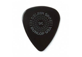 Jim Dunlop Prime Grip Delrin 500 Picks 1 Adet - Siyah 0.96 mm - Pena