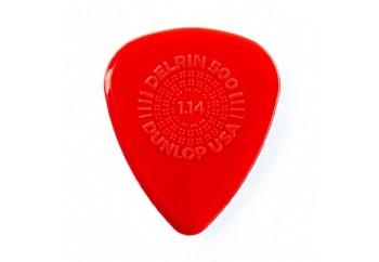Jim Dunlop Prime Grip Delrin 500 Picks 1 Adet - Kırmızı 1.14 mm - Pena