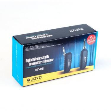 Joyo JW-02 5.8Ghz Wireless Guitar Transmitter and Receiver