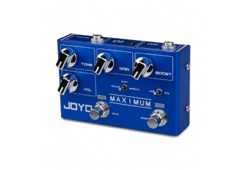 Joyo R-05 Maximum Mosfet Overdrive Guitar Effect Pedal