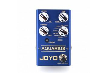 Joyo Aquarius Multi Delay & Looper Guitar Effect Pedal