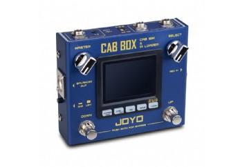 Joyo R-08 CAB Guitar Cabinet Speaker Simulator and IR Loader