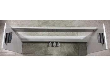 Tuanas P9BK Stand Beyaz - P9 Piyano Uyunlu Siyah Ahşap Stand