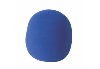 On-Stage ASWS58 Foam Windscreen Blue - Mikrofon Süngeri