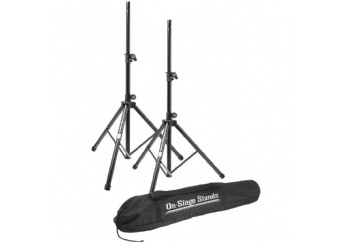 On-Stage SSP7900 All-Aluminum Speaker Stand Pack - Hoparlör Standı