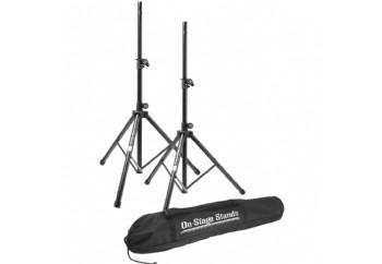 On-Stage SSP7900 All-Aluminum Speaker Stand Pack - Hoparlör Standı