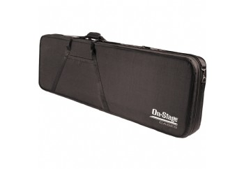 On-Stage GPCB5550 Polyfoam Bass Guitar Case - Bas Gitar Foam Case