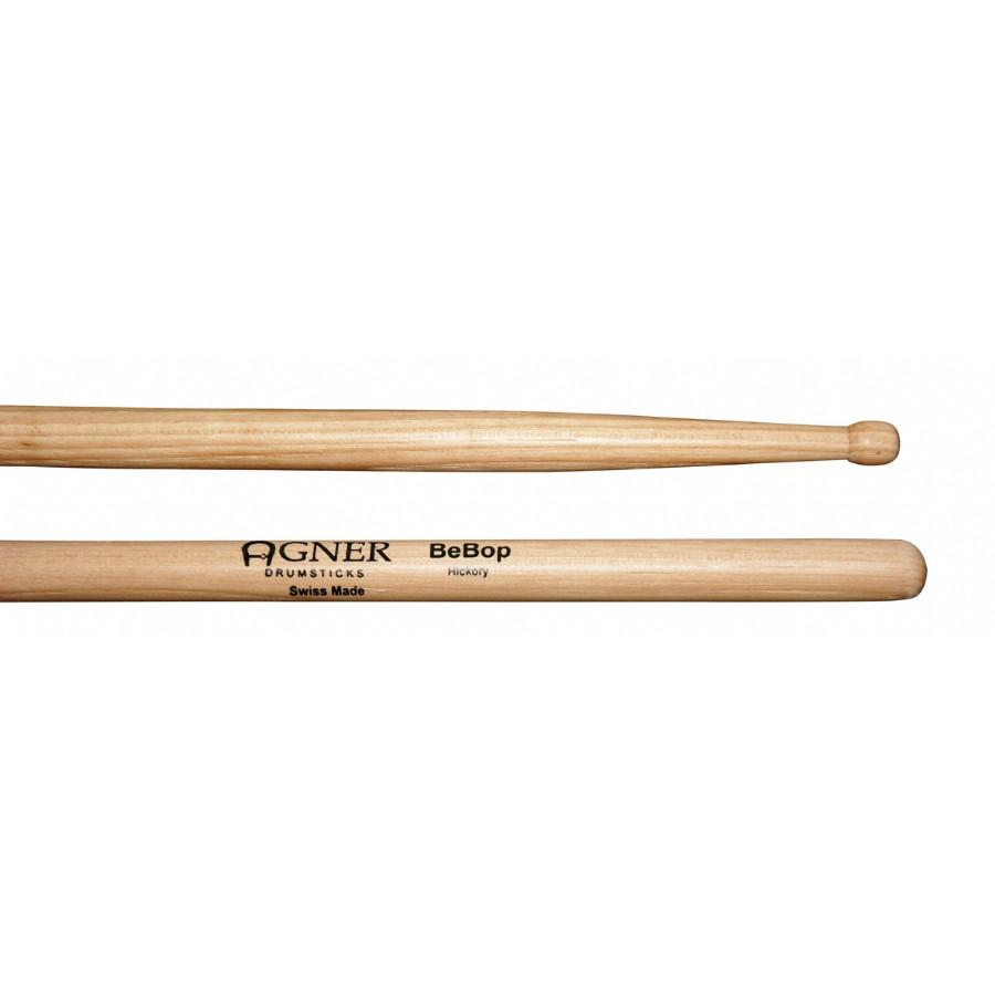 Agner Drumsticks BeBop Hickory