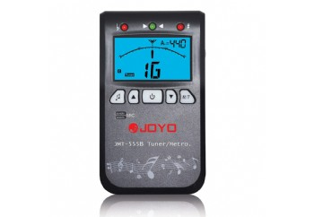 Joyo JMT-555B Backlit 3 in 1 Metronome and Tuner - Metronom & Akort Aleti