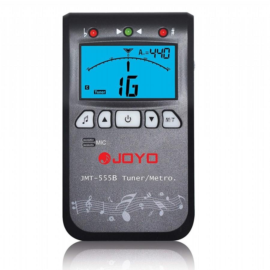 Joyo JMT-555B Backlit 3 in 1 Metronome and Tuner