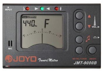 Joyo JMT9000B 3 in 1 Digital LCD Metronome, Tuner and Tone Generator