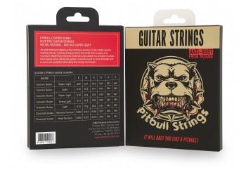 Pitbull Strings Coated Series CNW-E SL Super Light