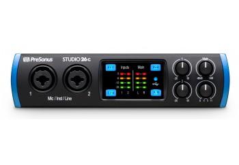 Presonus Studio 26c - Ses Kartı