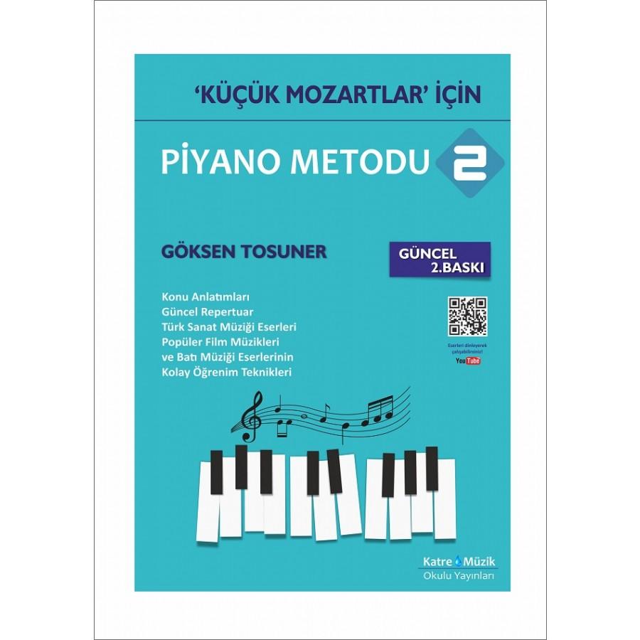 Küçük Mozartlar için Piyano Metodu 2