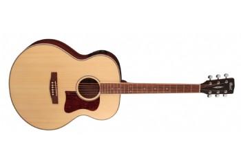 Cort CJ-MEDX Natural Glossy - Elektro Akustik Gitar