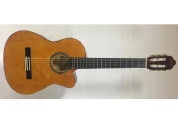 Valencia VC104CVT Naturel - Elektro Klasik Gitar