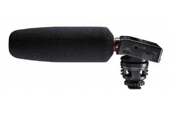 - Shotgun Kamera Mikrofonu