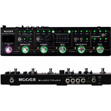 Mooer CPT2 Live Series Black Truck