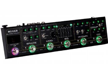 Mooer CPT2 Live Series Black Truck - Elektro Gitar Prosesör