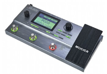 Mooer GE200 - Ampli Modelleme & Gitar Prosesör