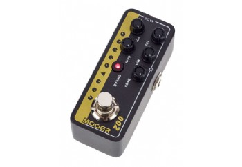 Mooer M002 Micro PreAMP UK Gold 900 (Marshall J Tip) - Preamp Pedal