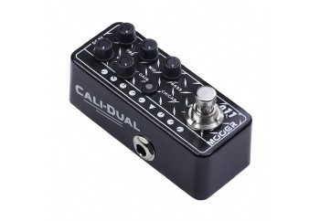 Mooer M011 Micro PreAMP Cali-Dual (Mesa Boogie) - Preamp Pedal
