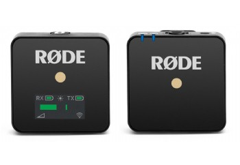 Rode Wireless GO - Kompakt Telsiz Mikrofon Sistemi