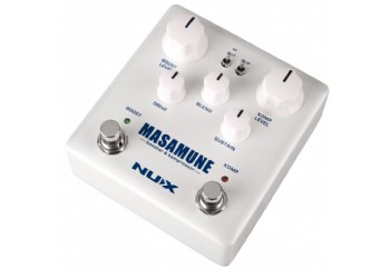 Nux Masamune Guitar Analog Compressor and Booster