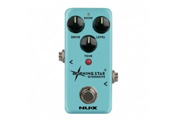 Nux NOD-3 Morning Star Overdrive - Overdrive Pedalı