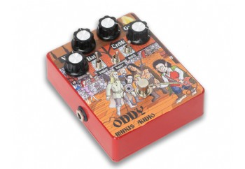 Minus Audio Oddy - Overdrive / Tone Shaper