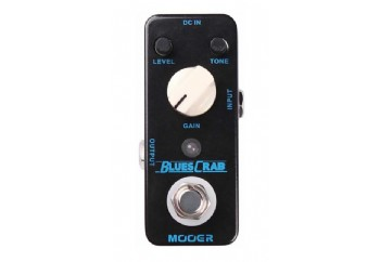 Mooer MBD1 Blues Crab Drive