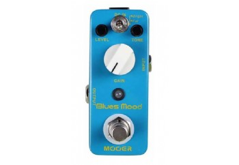 Mooer MBD2 Blues Mood Drive - Overdrive Pedalı