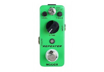 Mooer MDL1 Micro Series Repeater3 Modes Digital Delay - Delay Pedalı