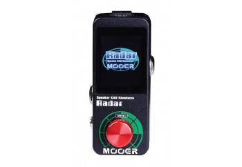 Mooer MSS1 Micro Cab Sim Radar Speaker CAB Simulator
